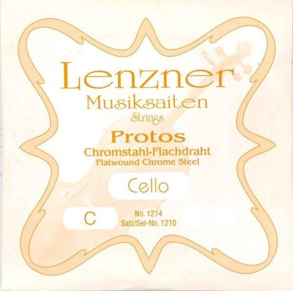 Lenzner (Optima) Protos Cello C string