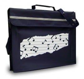 Mapac Primo Music bag with gusset