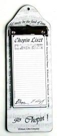 Chopin Liszt Board & pad