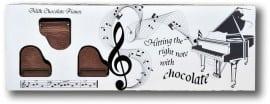 Chocolate Pianos