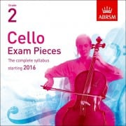 ABRSM Cell exam pieces recordings