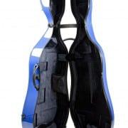 Bam Newtech cello case (Ultramarine blue)