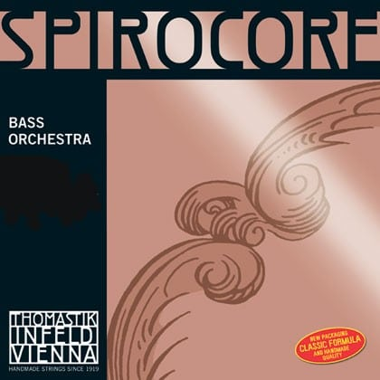Spirocore Double Bass D string