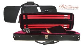 Student Deluxe Oblong Violin case