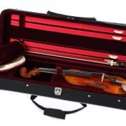 Johan Stohr 3/4 advancing student violin outfit