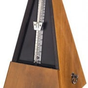 Wittner metronome Walnut faced