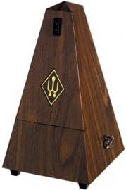 Wittner metronome plastic 'Walnut'