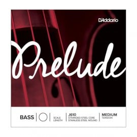o Prelude Double Bass G string