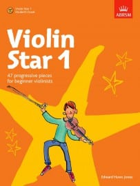 Violin Star student's book 1