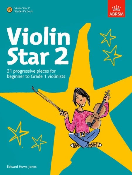 Violin Star student's book 2