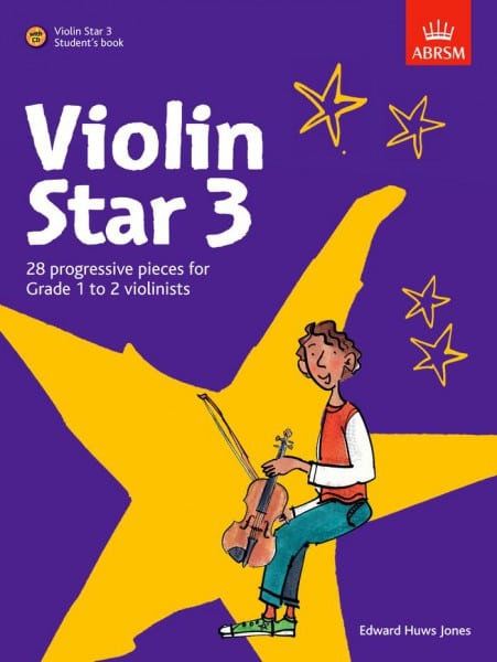 Violin Star student's book 3