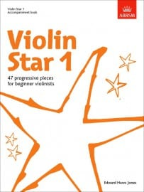 Violin Star 1 piano accompaniment