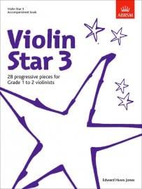 Violin Star 3 piano accompaniment