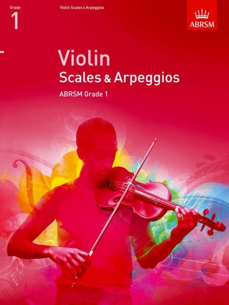 ABRSM Violin Scales and Arpeggios Grade 1