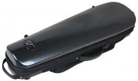 Pedi Steel Shield shaped violin case