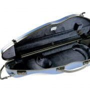 BAM Hightech SLIM (Navy blue) violin case