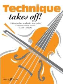 Technique Takes Off! Violin - Mary Cohen