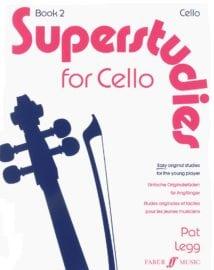 Superstudies Cello Book 2