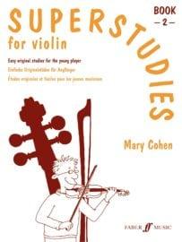 Superstudies Violin Book 2 - Mary Cohen