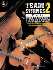 Team Strings 2 Violin with CD