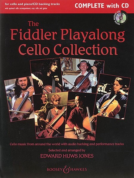 Fiddler playalong cello collection