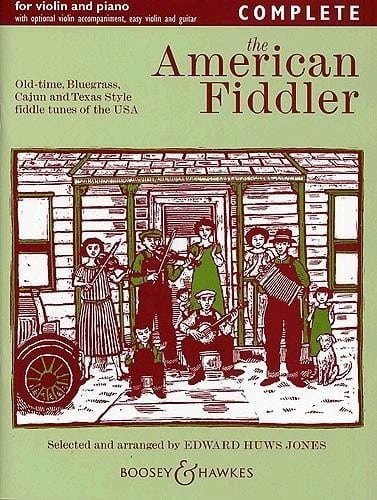 American Fiddler - Edward Huws Jones