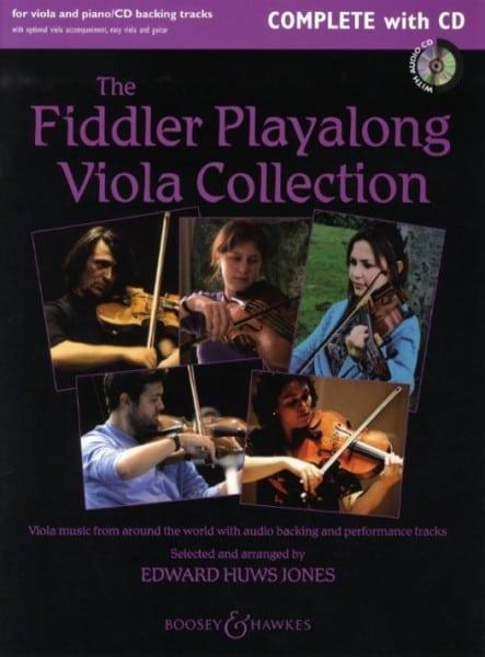Fiddler playalong viola collection