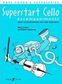 Superstart Cello accompaniments - Mary Cohen