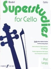 Superstudies Cello - Mary Cohen