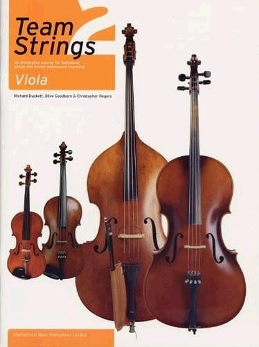 Team Strings 2 Viola with CD