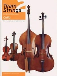 Team Strings 2 Cello with CD