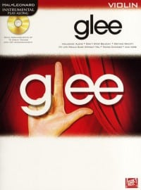 Glee violin playalong