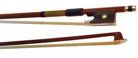 Violin Bow - better student bow, Brazilwood