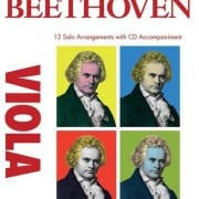 Best of Beethoven playalong (violin, viola or cello)