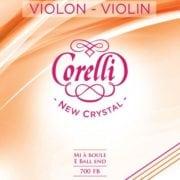 Corelli Crystal Violin D string Hard