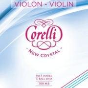 Corelli Crystal Violin D string Medium