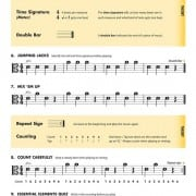 Essential Elements for strings viola book 1 page 3