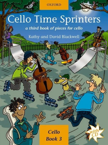 Cello time sprinters - BLACKWELL