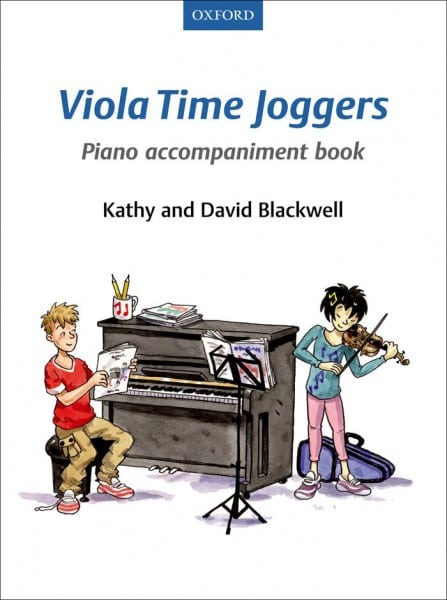 Viola time joggers piano accompaniment