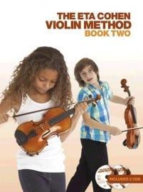 Eta Cohen violin method book 2