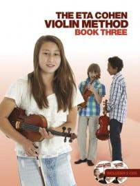 Eta Cohen violin method book 3
