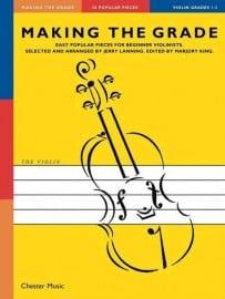 Making the grade violin OMNIBUS EDITION