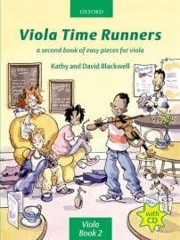 Viola time runners - BLACKWELL