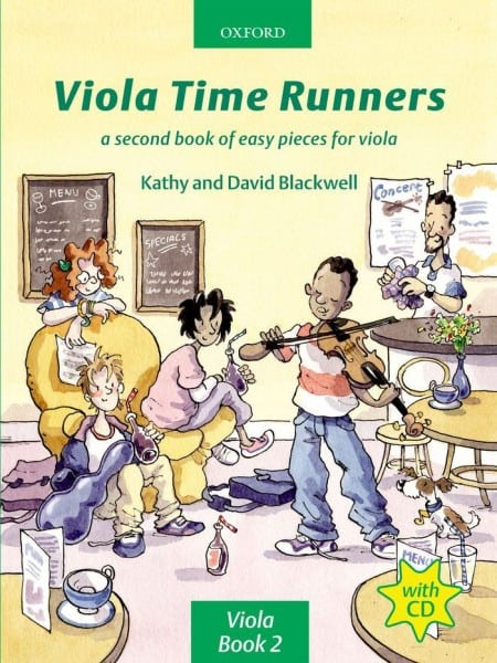 Viola time runners - BLACKWELL