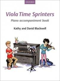 Viola time sprinters piano accompaniment