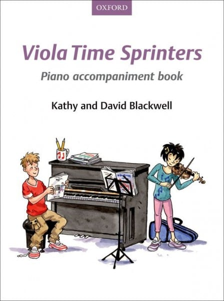 Viola time sprinters piano accompaniment