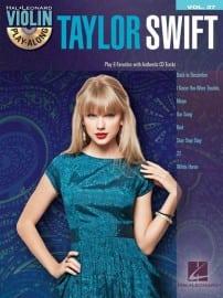 Taylor Swift violin playalong
