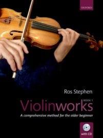 violinworks book 1 for the older beginner
