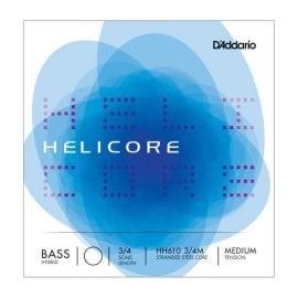 D'Addario Helicore Hybrid Double Bass E string