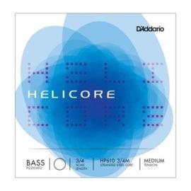 Helicore Pizzicato Double Bass E string